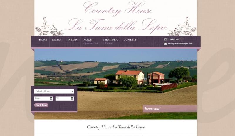 Country House La Tana della Lepre