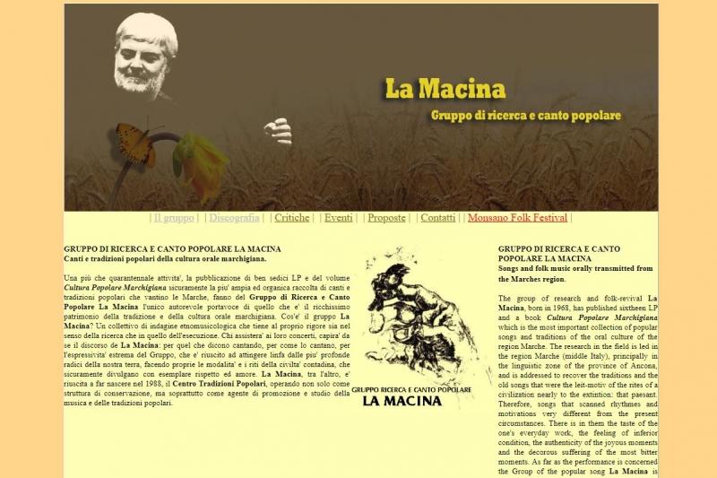 Gruppo Musicale La Macina